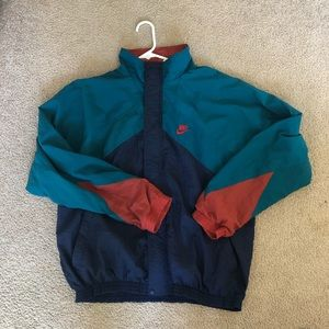 Nike vintage jacket